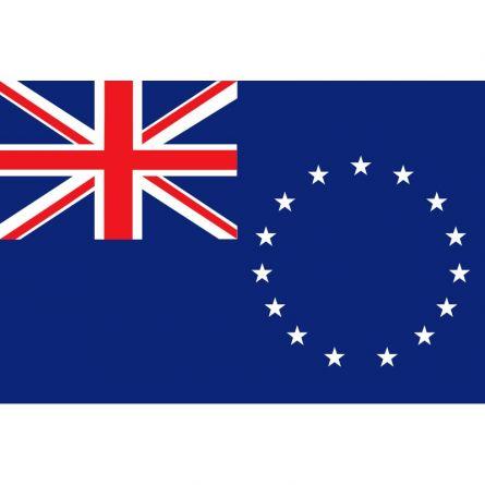 Drapeau national Cookinseln