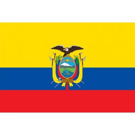 Länderfahne Ecuador