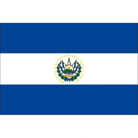 Länderfahne El Salvador