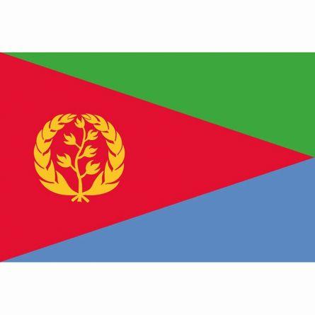 Drapeau national Erythrée