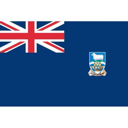Länderfahne Falklandinseln