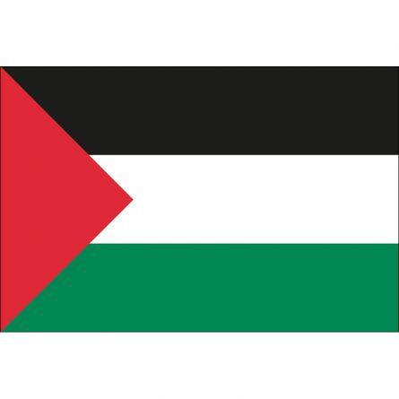 Länderfahne Gazastreifen