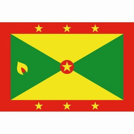 Länderfahne Grenada