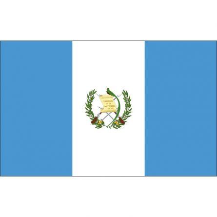 Länderfahne Guatemala