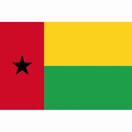 Drapeau national Guinée-Bissau