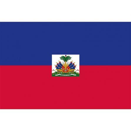 Länderfahne Haiti
