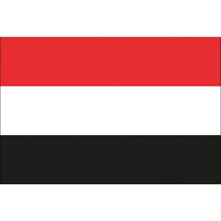 Länderfahne Jemen