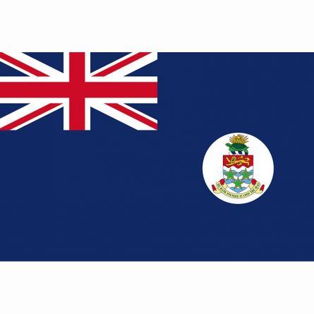 Fahne Gebiet Kaimaninseln Vereinigtes Königreich