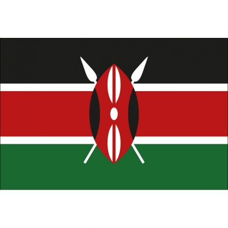 Drapeau national Kenia