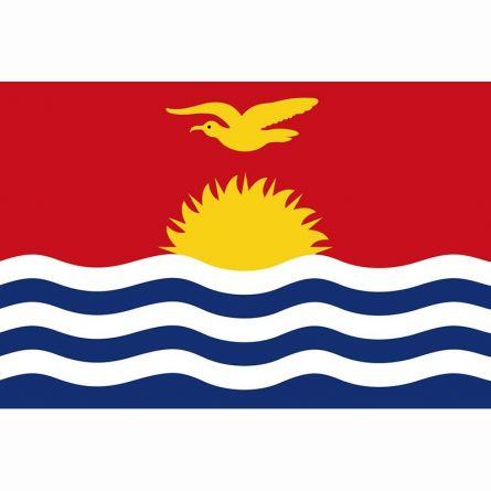 Drapeau national Kiribati