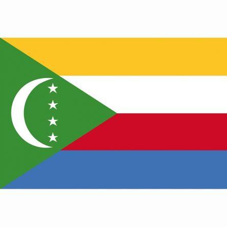 Drapeau national Comores