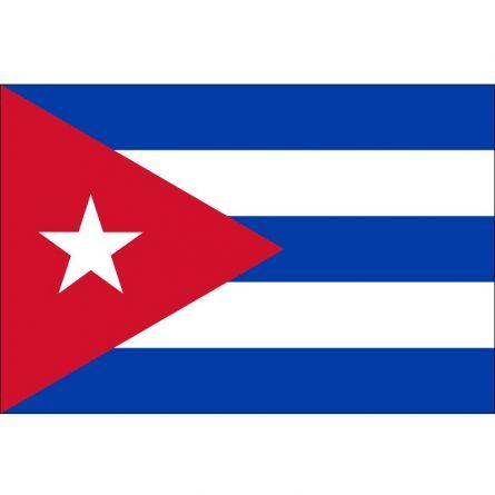 Länderfahne Kuba
