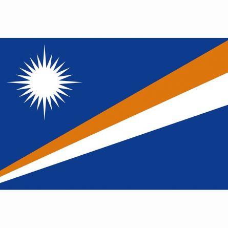 Drapeau national Îles Marshall