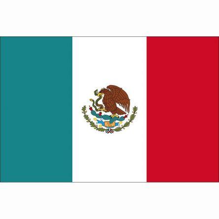 Länderfahne Mexiko