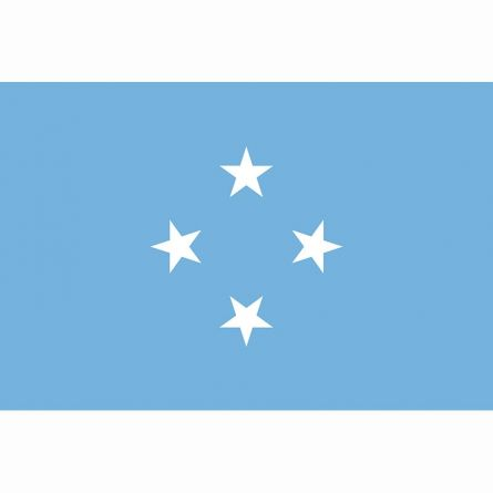 Drapeau national Mikronesien