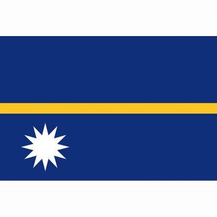Drapeau national Nauru