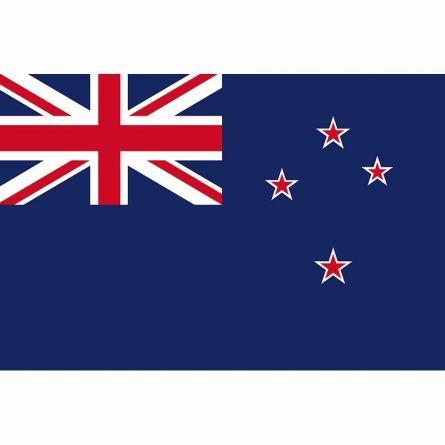 Drapeau national nouvelle-Zélande