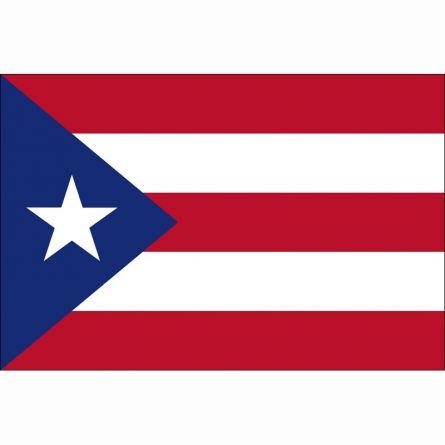 Länderfahne Puerto Rico