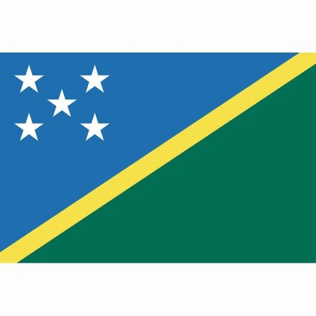 Drapeau national Îles Salomon