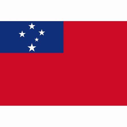 Drapeau national Samoa
