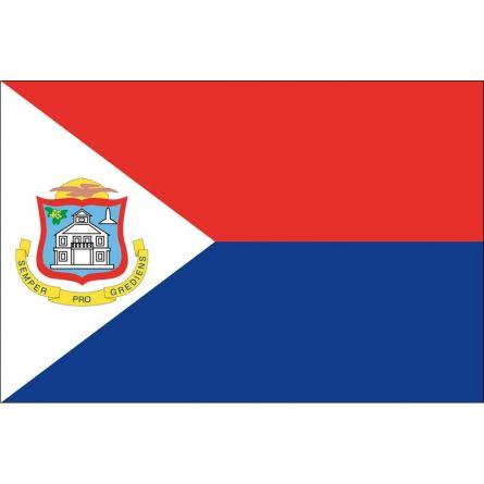Länderfahne Sint Maarten
