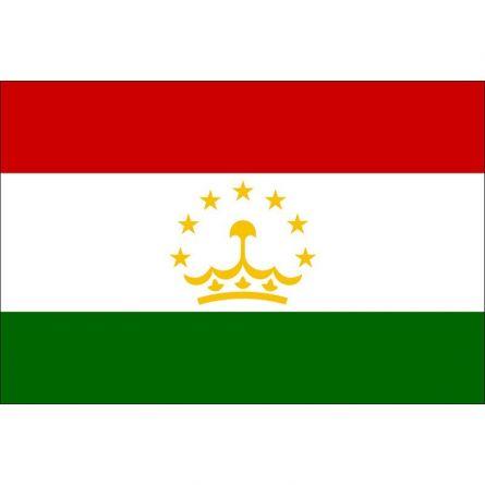 Länderfahne Tadschikistan