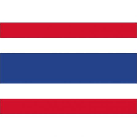 Drapeau national Thaïlande