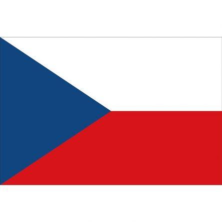Drapeau national république tchèque