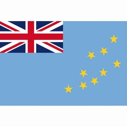 Drapeau national Tuvalu