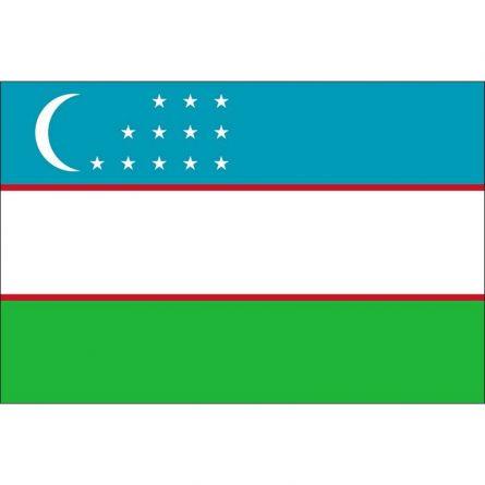 Drapeau national Ouzbékistan
