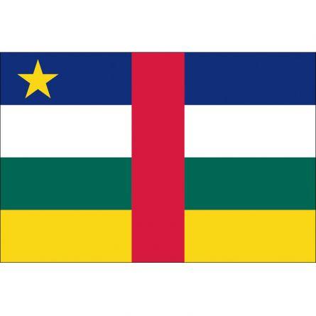 Drapeau national République centrafricaine