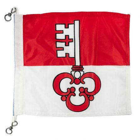 Bootsfahne Kanton Obwalden Superflag® 30x30 cm
