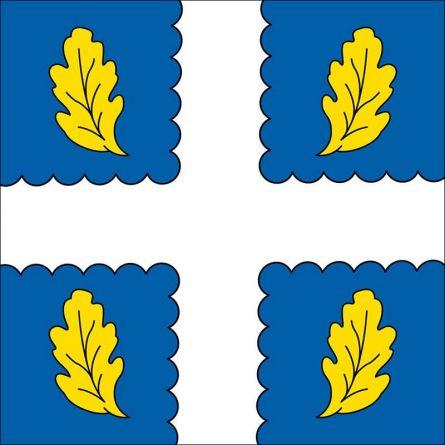 Drapeau commune 1226 Thônex