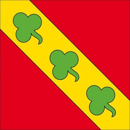 Drapeau commune 1245 Collonge-Bellerive