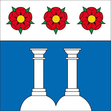 Gemeindefahne 1541 Sévaz