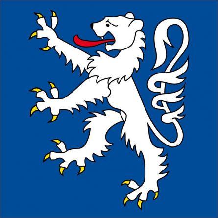 Gemeindefahne 1542 Rueyres-les-Prés