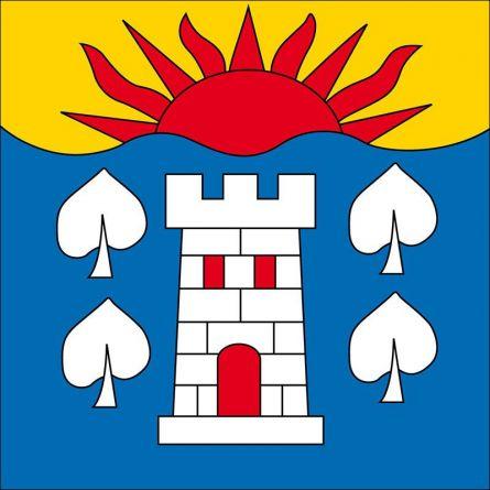 Gemeindefahne 2333 La Ferrière