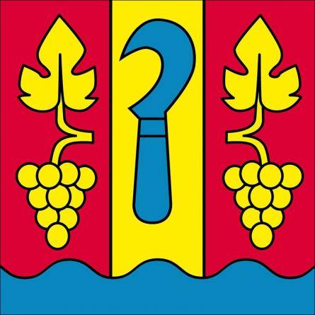 Gemeindefahne 2513 Twann-Tüscherz