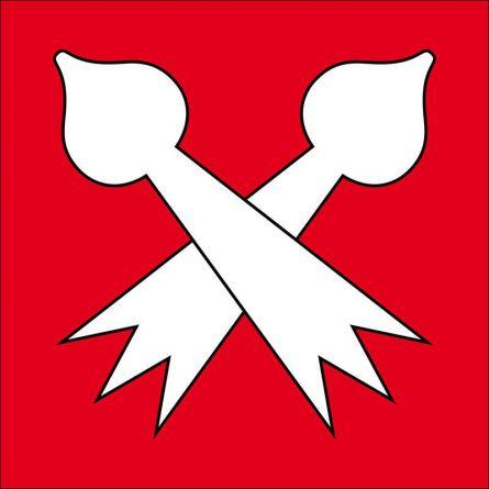 Drapeau commune 4103 Bottmingen
