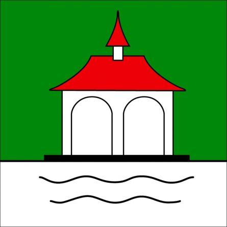 Drapeau commune 6452 Sisikon