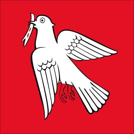 Gemeindefahne 7312 Pfäfers