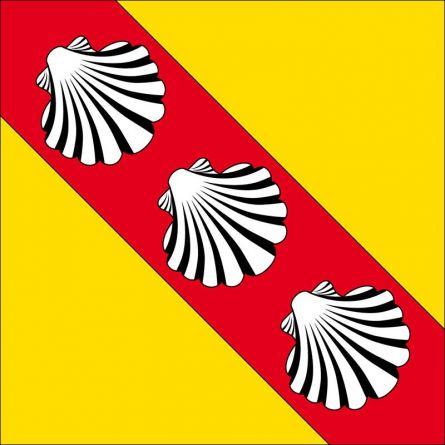 Gemeindefahne 8370 Sirnach