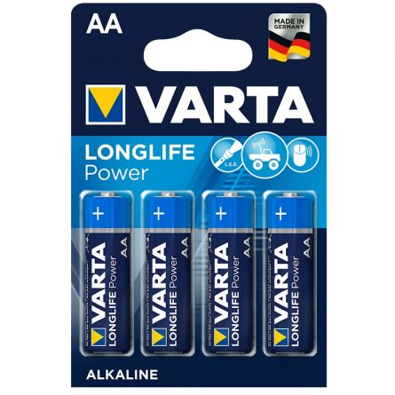 VARTA Longlife Power AA 4er Blister