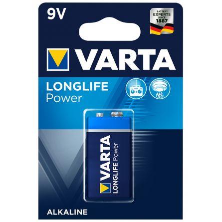 VARTA Longlife Power 9V 1er Blister