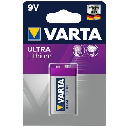 VARTA Ultra Lithium 9V 1er Blister
