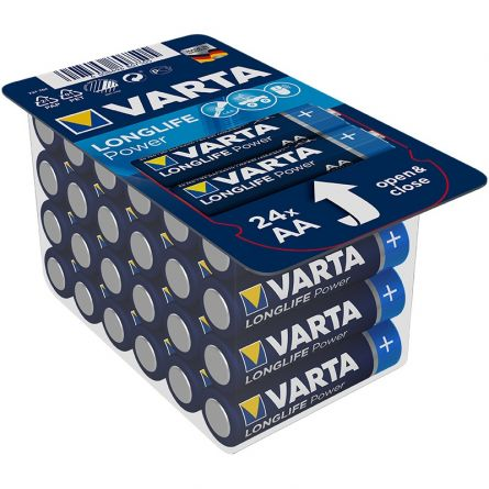 VARTA Longlife Power AA 24er Big Box