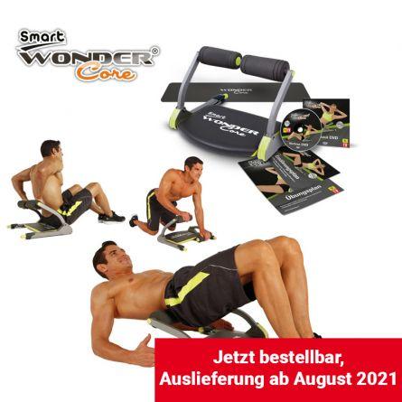 Mediashop Fitnessgerät «Wonder Core Smart»