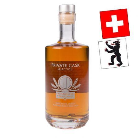 Säntis Malt Whisky  «Keller Brandy Single Cask», 500 ml, 48 Vol. %