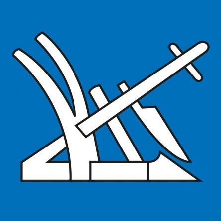 Gemeindefahne 8123 Ebmatingen
