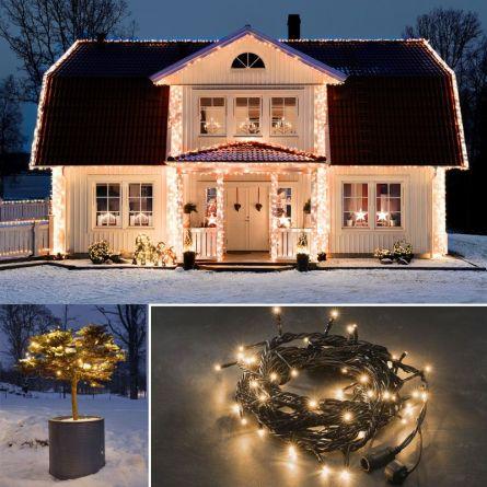 LED Lichterkette «STAR NEO-sw»